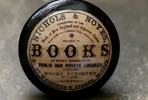 Literary Ephemera / Things found or pressed in books. / by Tattered Cover