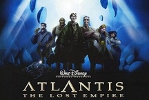 2001 / Atlantis: The Lost Empire is a 2001 American animated film created by Walt Disney Feature Animation – the first science fiction film in Disney's animated features canon and the 41st overall. Set in 1914, the film tells the story of a young man who gains possession of a sacred book, which he believes will guide him and a crew of adventurers to the lost city of Atlantis.