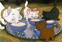 1970 / The Aristocats is an American animated feature produced and released by Walt Disney Productions. The 20th animated feature in the Walt Disney Animated Classics series, the film is based on a story by Tom McGowan and Tom Rowe and revolves around a family of aristocratic cats. The film is noted for being the last film project to be approved by Walt Disney himself, as he died in late 1966, before the film was released.