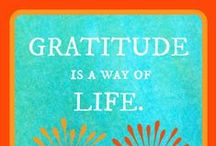 Gratitude / I am so grateful you have stopped by! Enjoy my Gratitude pins! / by Lou Ann Donovan Live-Young