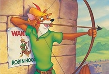 1973 / Robin Hood is an 1973 American animated film produced by the Walt Disney Productions, first released in the United States on November 8, 1973. The 21st animated feature in the Walt Disney Animated Classics series, the film is based on the legend of Robin Hood, but uses anthropomorphic animals instead of people.
