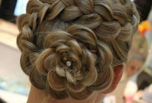 crazy about hairstyles:)