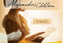 The Mapmaker's Children / Images that inspired me during the writing of #TMC.