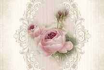 Vintage & shabby chic tags
