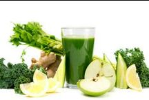Juicing  & Smoothies / Green Juices and Smoothies  / by Lou Ann Donovan Live-Young