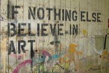 street art / some of the best street art