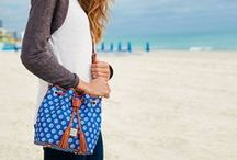 Dooney Sports / Dooney & Bourke celebrates America's Favorite Sports and Teams with this special line of handbags.