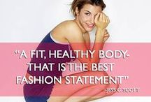 Fitness Motivation / Fitness motivation and inspiration quotes! / by Lou Ann Donovan Live-Young