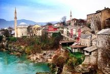 Bosnia & Herzegovina / Bosnia & Herzegovina travel inspiration
