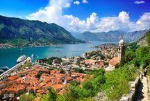 Montenegro / Montenegro travel inspiration