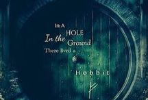 The Hobbit + The Lord of the Rings + J.R.R. Tolkien