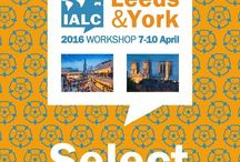 IALC 2016 Workshop in Leeds & York / The International Association of Language Centres will host its next international agent workshop in #Leeds and #York in April 2016. #intled #IALC  #IALC2016