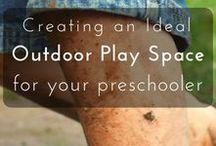 A Backyard for the Kids / Creating a natural, inspiring place to play at your own home.