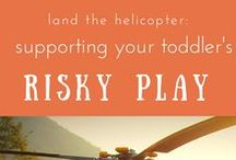 Adventurous  Tots / Risky Play for Little People