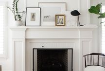 Mantels and Fireplaces