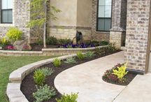 Landscape Ideas / Lots of Decorative and Landscaping Ideas to Beautify Your Home!