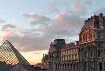 Paris / by Ally Tornroos