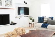 Living Rooms / Modern and Inspirational Interior Design, Decor Ideas and Trends, for the Living Room.
