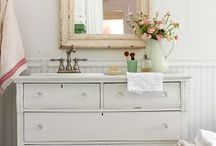 Bathrooms / by Remodelaholic .com