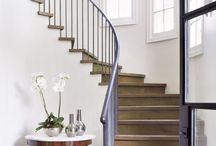 Staircases / Creative, Modern, and Traditional Staircase Designs