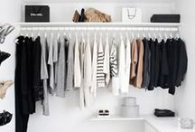Closets / Small Closet Organization Ideas, Makeover Inspiration, and DIY Decorating Tips and Tricks!