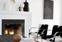 Fireplaces / DIY ideas for Faux Fire Place Mantels, Modern Fireplace Designs, and  Fireplace displays.