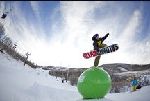 """I Ride Park City"" / Parks and Pipe at Park City Mountain Resort / by Park City"