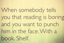 I ❤️ to Read!!! / by Marissa Wilson