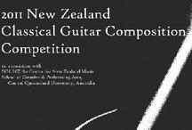 classical guitar events / no description needed / by Heike Matthiesen