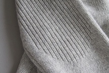 Knitting design ideas