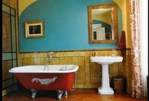 Bathroom's / I love the look of bathrooms so here it is.  / by Damian P