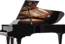 classical music instruments / piano, violin, cello, harp etc , but all classic music!