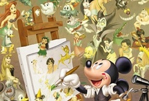Kingdom Hearts (Disney and Final Fantasy) / by Wagner F. Previtali