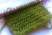 Knitting & stitchery