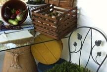 Kitchen 'Perch':  In Season at the Designer House 2012 @rva / by Gentle Gardener Green Design