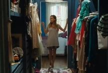 My dream closet / I would love to have the closet that Mr. Big designed for Carrie. For now, a doll can dream.