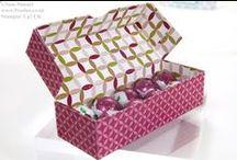 Boxes / Bags / by Sabrina Rüsing