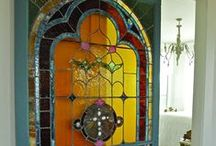 Leaded Glass & Stainned Glass too! / by Janis Gonzalez