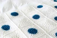 Häkeldecken ▲ Crochet blankets