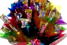 Candy Design Ideas / Candy Bouquets, Candy Cakes, and More / by LaDawn Shocklee-Cox