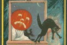 Vintage Hallowe'en / by Lena Madison