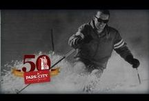 #ParkCity50 Videos / Park City Mountain Resort is celebrating 50 years of skiing and snowboarding during the 2013-14 winter season. We've collected historical video & interviews that look back on the last 50 years, and forward to the next 50.  / by Park City