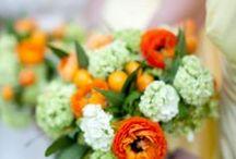 wedding flowers / .
