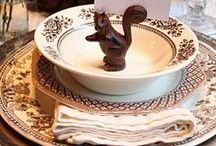 Tablescapes & Table Settings / by LaDawn Shocklee-Cox