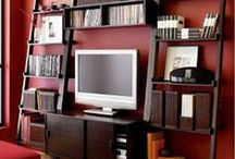 Wall decor / From photos and mirrors to shelves and words, there are lots of ways to decorate a wall.