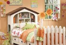 Children's Rooms / Create a room for your child that will make them feel as special as they are.