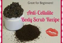 DIY Skincare Recipes / A collection of my favorite skincare recipes: body butters, scrubs, soaps, masks.