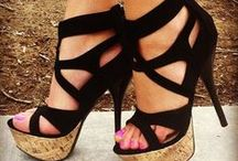 Killer Heels / Because a girl can never have too many shoes!