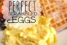 I like eggs...