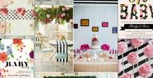 Baby Shower Ideas / Baby Shower Ideas for Girls Mostly